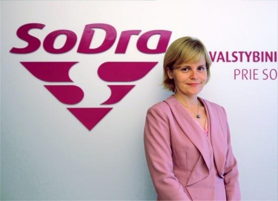 """""""Sodros"""" vyriausioji patarėja Julita Varanauskienė / nuotr.: sodra.lt"""